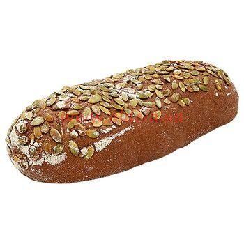 """Хліб """"Солодовий 700"""" з насінням гарбуза"""